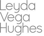 Leyda Vega Hughes – UX / UI Design Logo