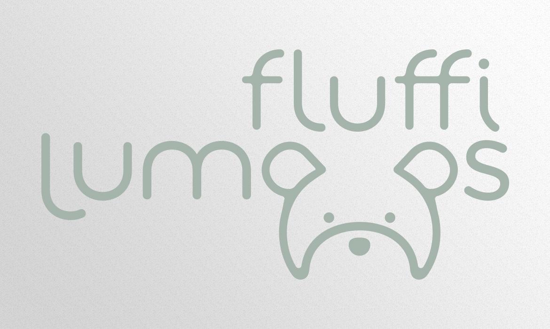 Fluffilumpps Logo Design