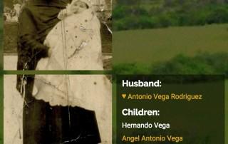 Vega Hughes Family Tree